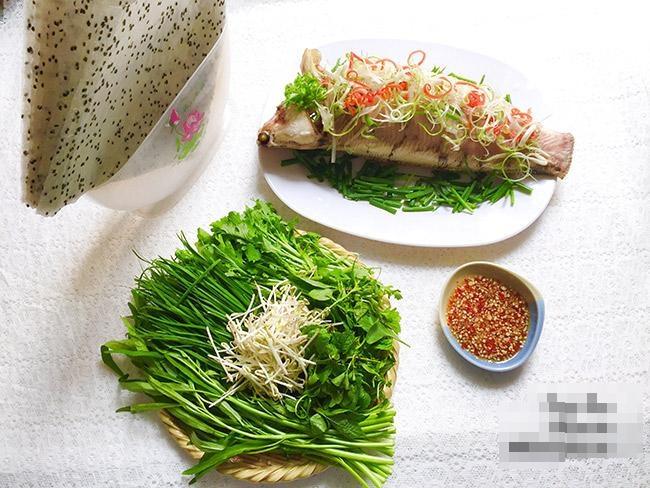 Cá lóc nhồi thịt hấp thơm phức, dễ ăn lại còn chống ngán cho mâm cỗ Tết