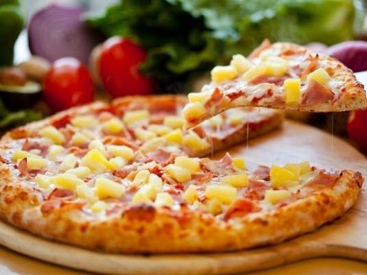 Cách làm Pizza bò dứa kích thích vị giác tại nhà