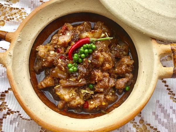 Cách làm thịt kho mắm ruốc đậm đà ngon cơm