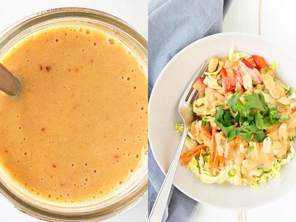 Tôi học được cách làm xốt Thái đa năng, làm salad cực tiện mà chấm món gì cũng ngon