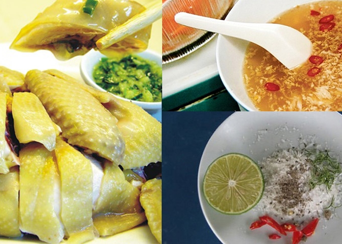 5 cách pha nước chấm gà luộc thần thánh cho mâm cơm ngày Tết