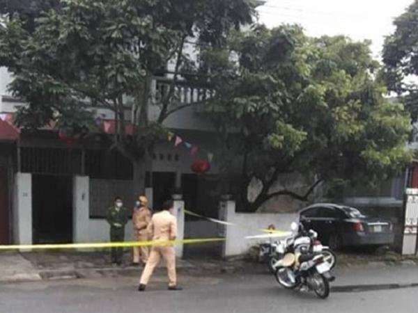 Hưng Yên: Cụ ông 75 tuổi cầm dao chém cháu ngoại 12 tuổi rồi nhảy lầu tự tử