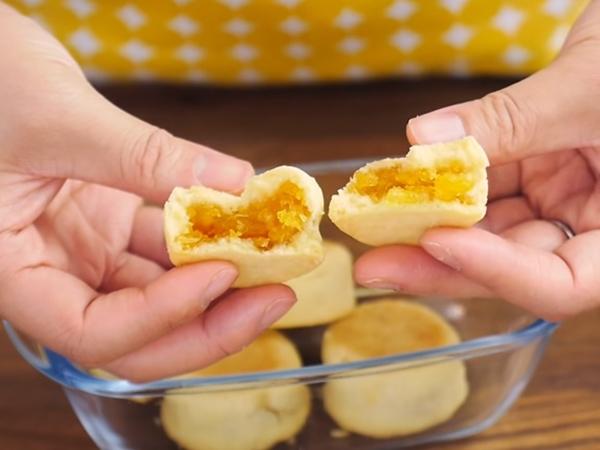 Công thức làm bánh dứa Đài Loan độc đáo, ăn hoài không chán