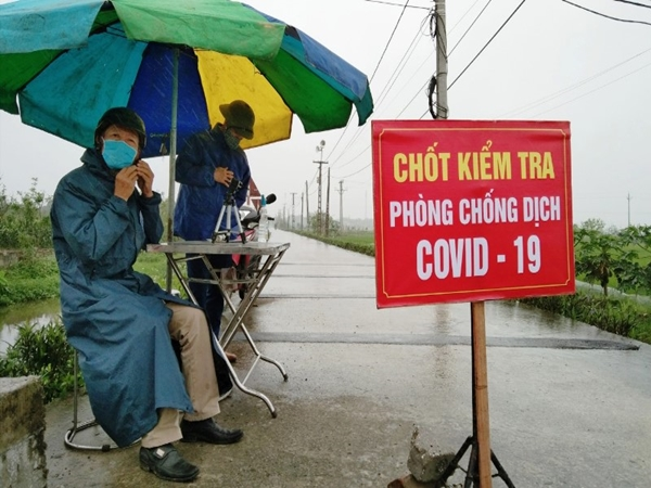 Hải Dương: Cụ bà U60 bị phạt hơn 17 triệu vì trốn cách ly để đi bán thịt ở chợ