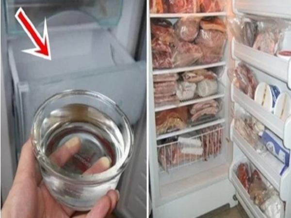 Đặt bát nước vào tủ lạnh mỗi ngày, mẹo hay giúp bạn giảm nửa tiền điện mỗi tháng