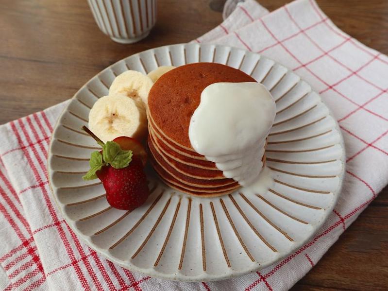 """""""Giải cứu"""" chuối chín, tôi làm ngay pancake chuối mềm ngon thơm nức cho cả nhà ăn sáng!"""
