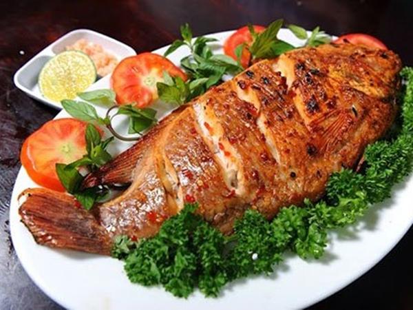Mẹo chiên cá chép bằng nồi chiên không dầu thơm ngon chẳng lo béo