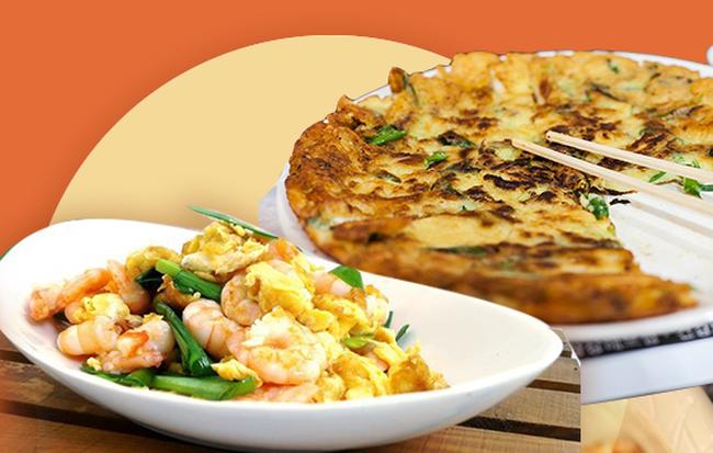 Làm mới món trứng quen thuộc bằng 2 công thức mới toanh này nhé