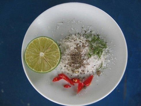 Cách pha nước chấm gà luộc chuẩn nhất