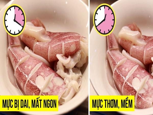 6 sai lầm khi chế biến thực phẩm làm mất chất dinh dưỡng, món ăn không được như ý