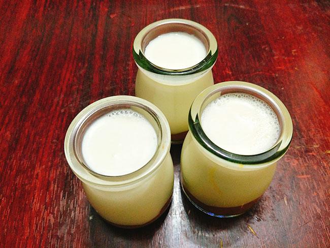 Sữa chua sầu riêng tưởng không hợp mà hợp không tưởng