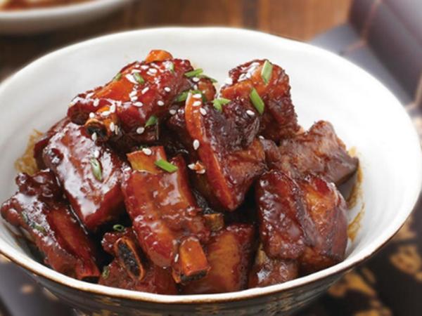 Sườn xào chua ngọt - món ngon không thể thiếu cho bữa cơm ngày Đông