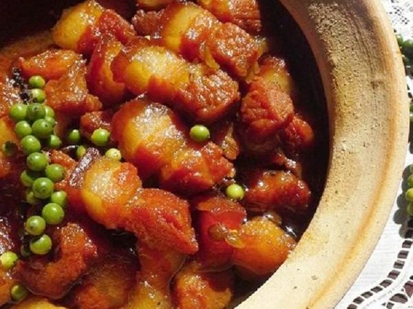 Thịt kho cho thêm thứ này thêm lừng góc bếp, ăn là thích ngay