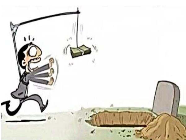 Sống ở đời, tiền rất quan trọng nhưng sức khỏe của mình còn quan trọng hơn