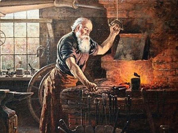 """""""Tiền bạc và trí tuệ cái nào quan trọng hơn?"""" và câu trả lời giúp người thợ rèn nhận được khoản tiền lớn: Đáng ngẫm"""