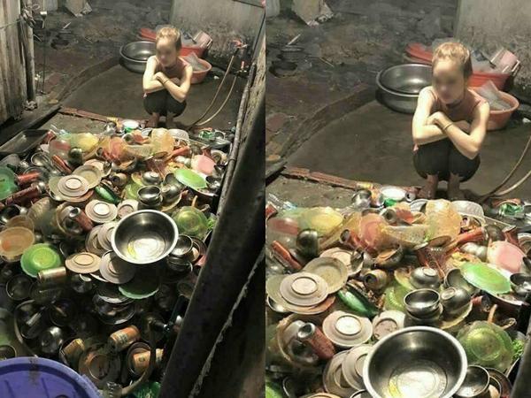 """Về ra mắt còn đang ăn dở bát cơm đã bị mẹ người yêu sai: """"Xuống bếp rửa bát đi cho quen"""", cô gái có màn đáp trả đanh thép khiến phụ huynh nhà trai ngượng mặt!"""