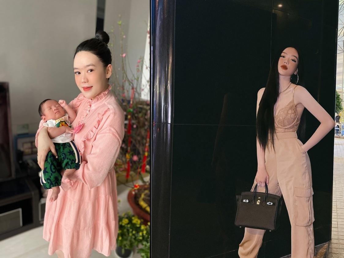 Con dâu ông trùm điện tử Sài Gòn lần đầu chia sẻ về cuộc sống 'mẹ bỉm' nhà hào môn: Được cả nhà chăm sóc đủ thứ mà cứ buồn và vô toilet khóc - Ảnh 6