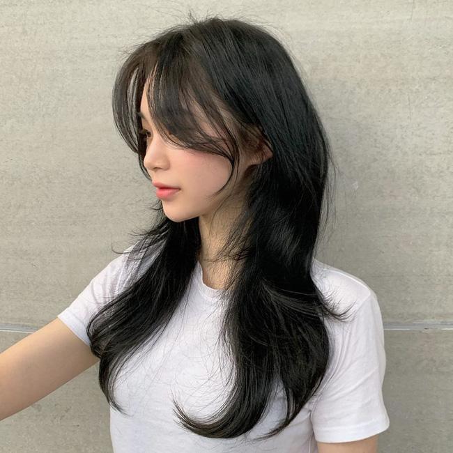 5 kiểu tóc mái giúp nàng mặt to, mũi tẹt che nhược điểm mà chẳng cần thẩm mỹ - Ảnh 6