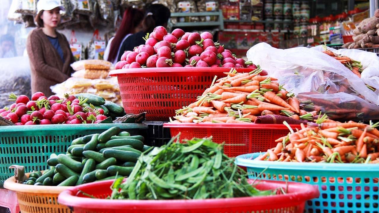 Những 'tip' đi chợ tiết kiệm mà vẫn đủ dinh dưỡng trong mùa Covid-19 - Ảnh 1