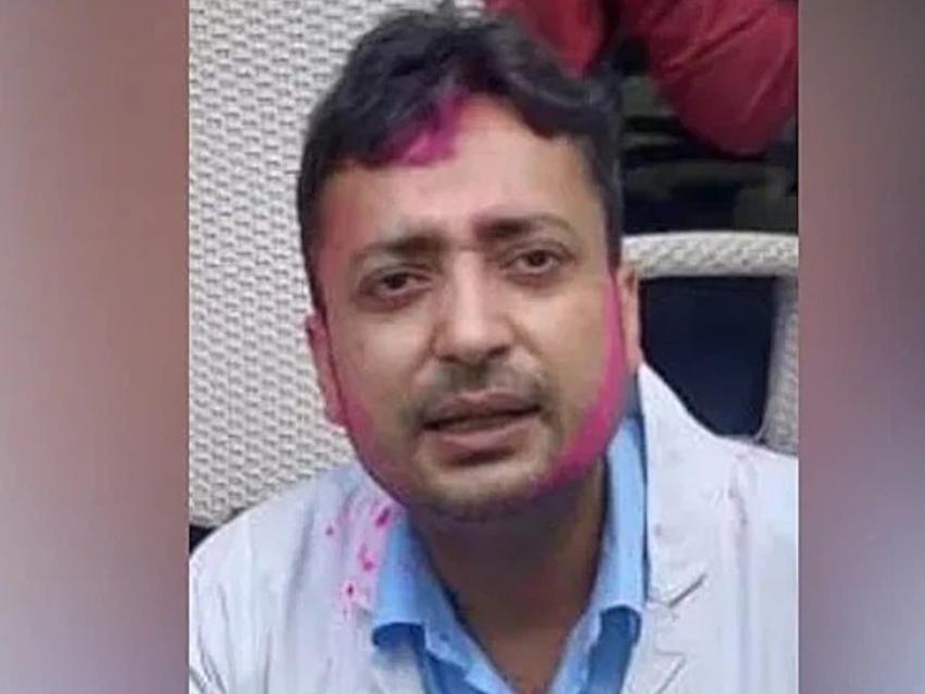 Ấn Độ chấn động vì thông tin bác sĩ chống Covid-19 tự tử do trầm cảm - Ảnh 1
