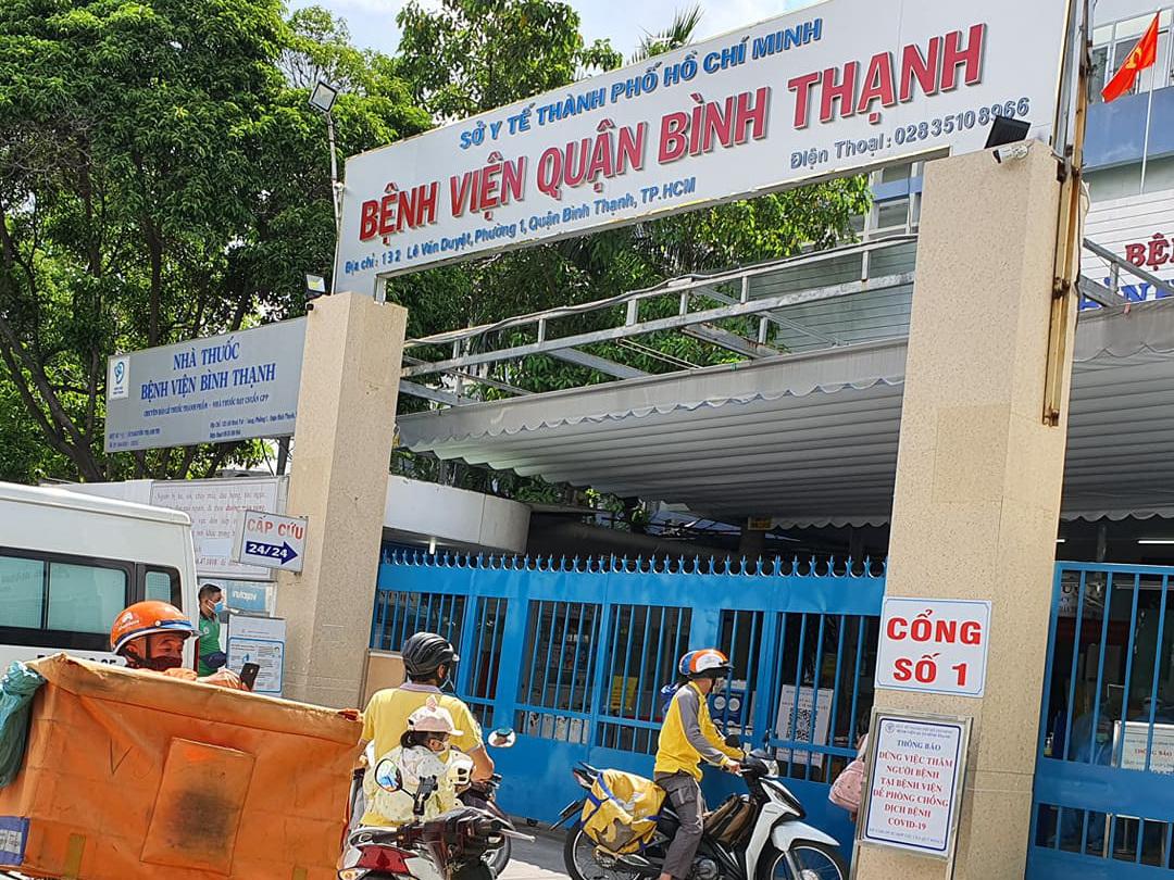 Bệnh viện quận Bình Thạnh ngưng nhận bệnh vì có 3 ca nghi nhiễm Covid-19 đến khám liên quan Hội thánh truyền giáo