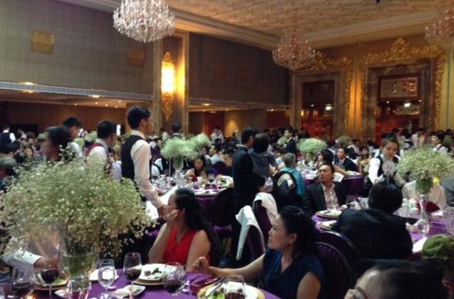 Thực đơn đám cưới Thanh Bùi hơn 35 triệu, Trấn Thành và Công Vinh ra sao? - Ảnh 21
