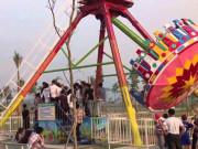 Video: Đu quay 360 độ bất ngờ rơi khiến thiếu nữ thiệt mạng tại chỗ