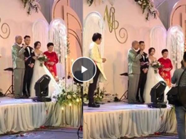 Chú rể 'số hưởng' được cha vợ tuyên bố tặng nhà 200m2 ở mặt phố Hà Nội và sổ tiết kiệm 2 tỷ ngay trong lễ cưới