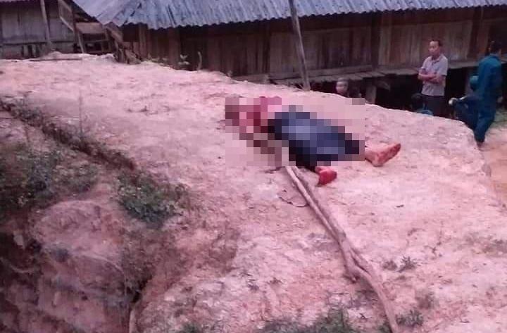 Phát hiện người phụ nữ chết trên đường ở Điện Biên: Chỉ mặc áo lót và váy