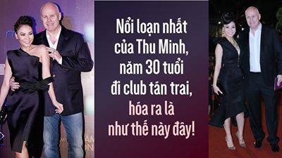 Nổi loạn nhất của Thu Minh, năm 30 tuổi đi club tán trai, hóa ra là như thế này đây!
