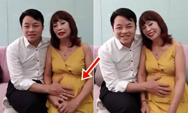 Cô dâu Thu Sao 62 tuổi mang thai: Bác sĩ nói không thể, nếu xảy ra chỉ có thể do điều này!