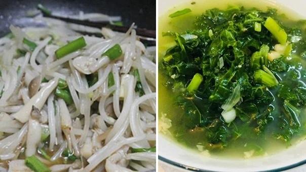 8 loại rau chứa nhiều canxi hơn cả tôm, cá, sữa, ăn nhiều giúp cao lớn, khỏe xương - Ảnh 1