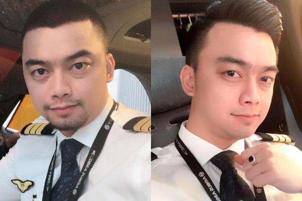 2 năm sau khi chia tay Âu Hà My, Hà Duy từ anh chàng tiều tụy xuống sắc nay ngày càng điển trai, đặc biệt còn vừa thăng chức tại Vietnam Airlines - Ảnh 4