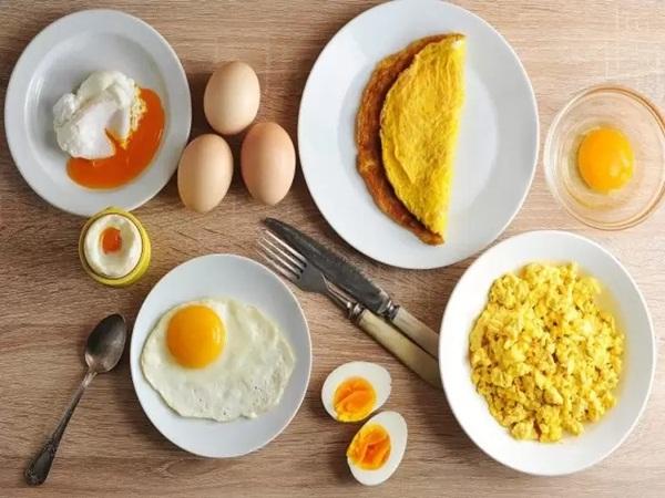 Dùng trứng để giảm cân được không, cần lưu ý điều gì? - Ảnh 2