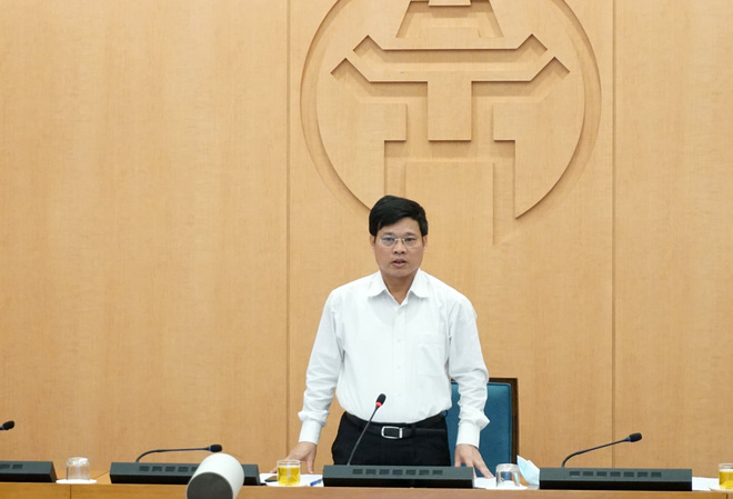Hà Nội nhận định bệnh nhân 867 có nguồn lây từ chùm ca bệnh ở Hải Dương - Ảnh 1