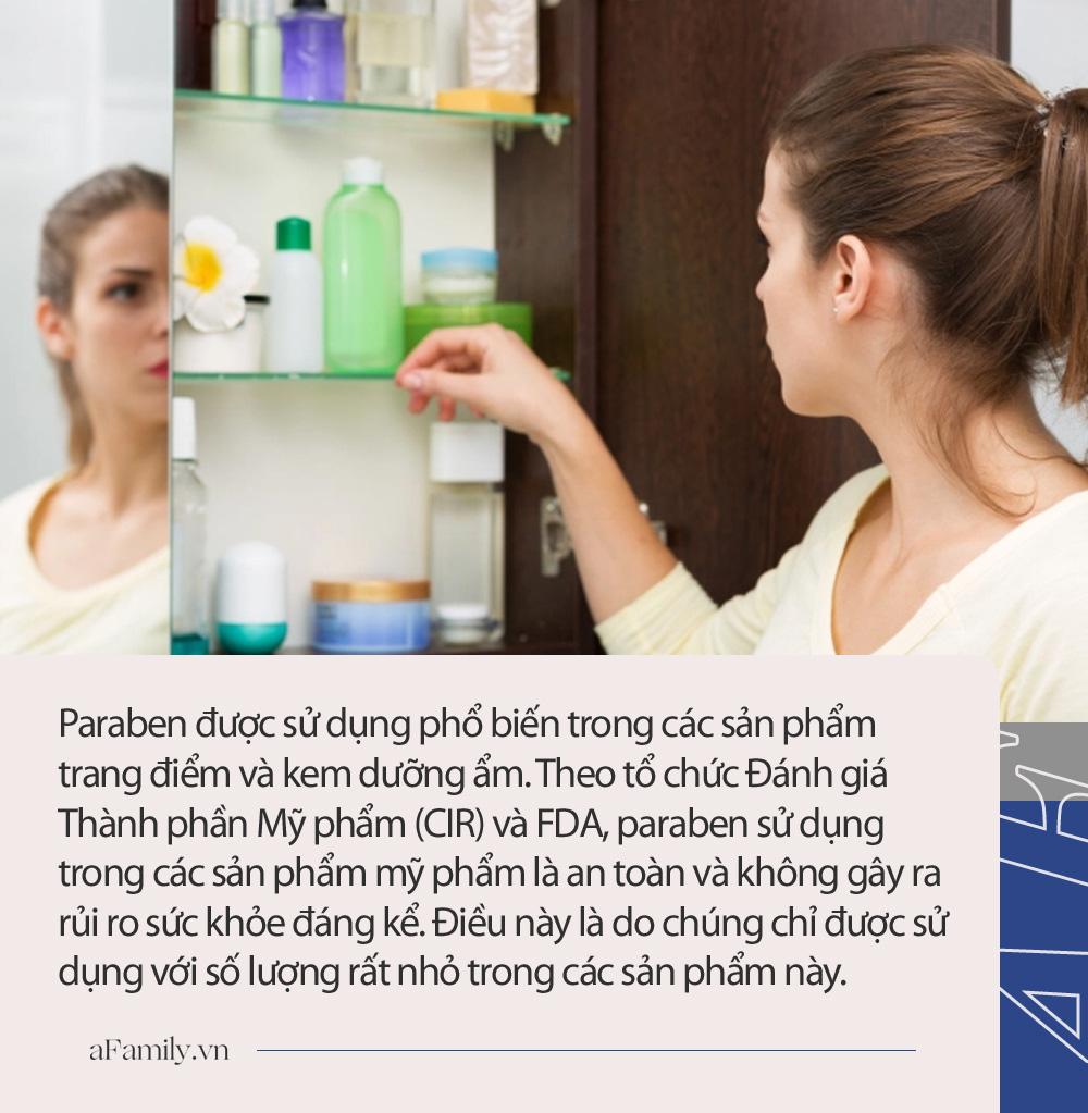 Cảnh báo: 5 hóa chất độc hại có thể ẩn nấp trong các sản phẩm chăm sóc da, tích lũy nhiều gây viêm da, rối loạn nội tiết, ung thư - Ảnh 1