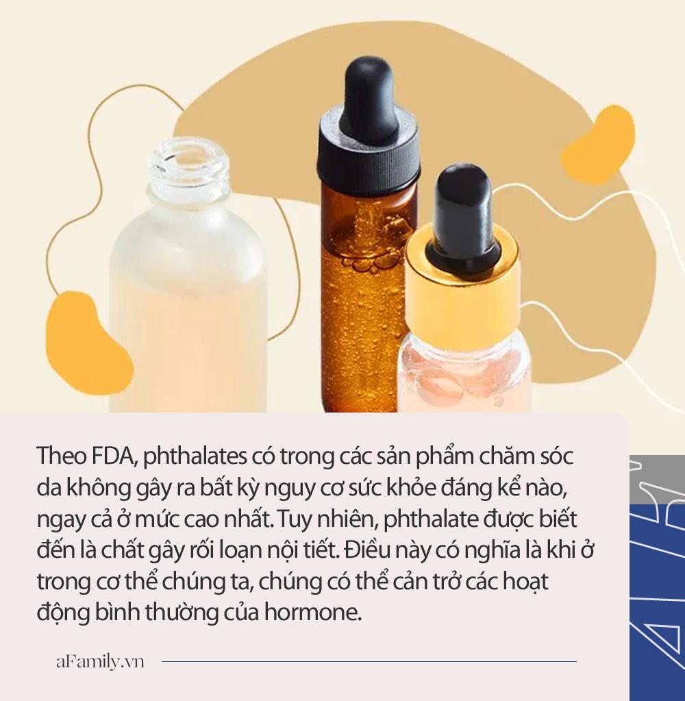 Cảnh báo: 5 hóa chất độc hại có thể ẩn nấp trong các sản phẩm chăm sóc da, tích lũy nhiều gây viêm da, rối loạn nội tiết, ung thư - Ảnh 3