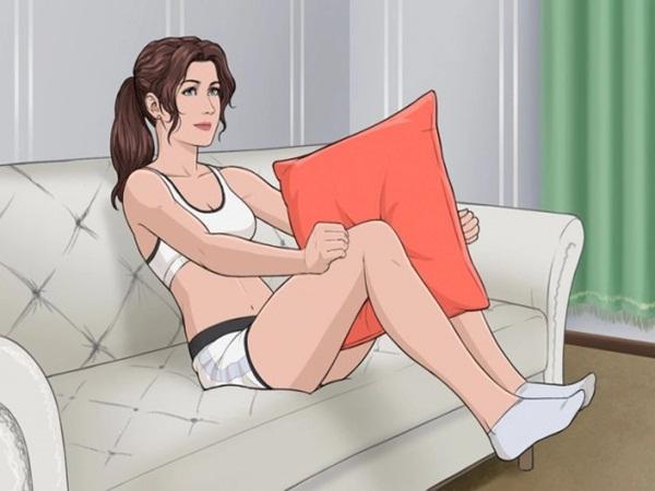 5 bài tập đốt cháy mỡ đùi, bụng cho chân thon dáng đẹp chỉ với một chiếc gối - Ảnh 5