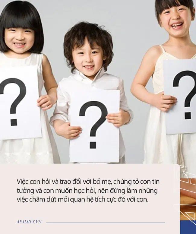 Những câu hỏi hóc búa của trẻ thường khiến bố mẹ 'đứng hình' nay được trả lời dễ dàng nhờ gợi ý của chuyên gia - Ảnh 2