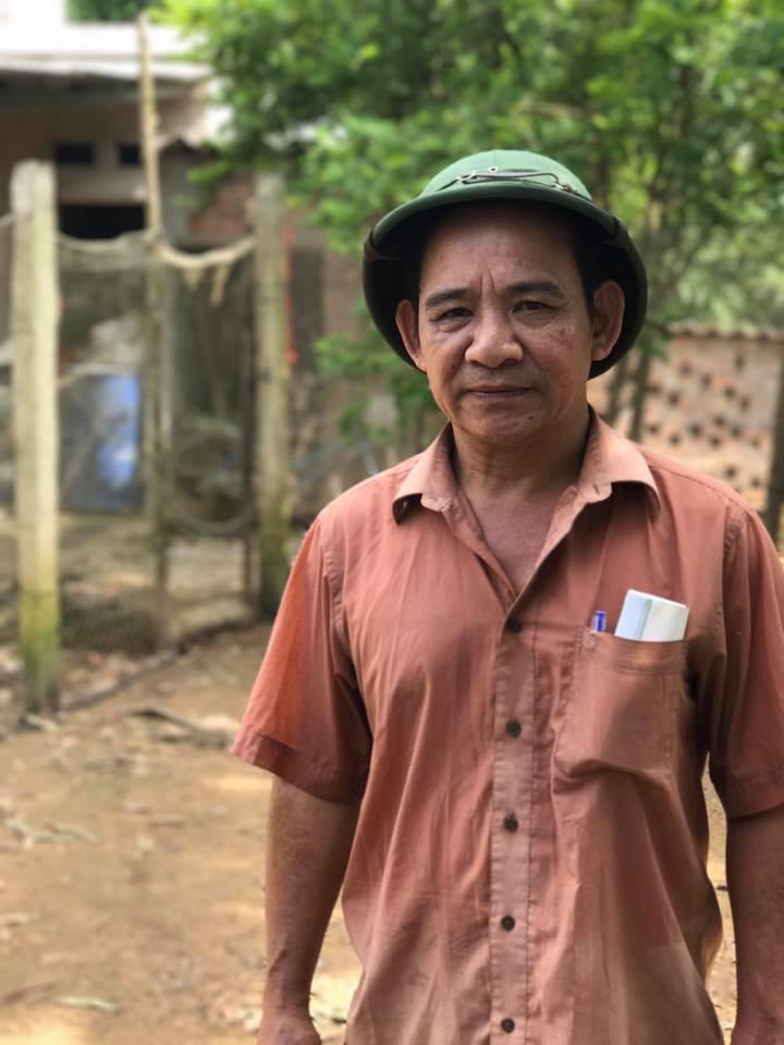Những nghệ sĩ Việt mang quân hàm công an, quân đội - Ảnh 1