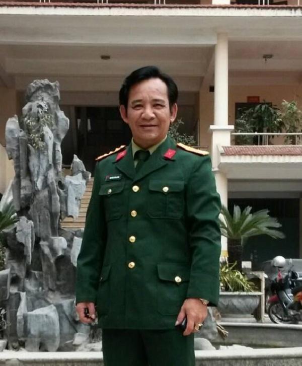 Những nghệ sĩ Việt mang quân hàm công an, quân đội - Ảnh 2
