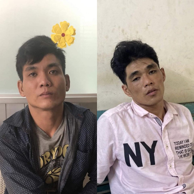 2 thanh niên tông vào xe máy 2 cô gái rồi kề dao, bóp cổ cướp tài sản ở Sài Gòn - Ảnh 1