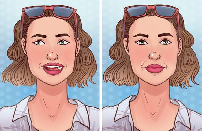 6 thói quen hàng ngày dễ làm hình thành nếp nhăn sớm mà các cô gái nên đặc biệt chú ý - Ảnh 1