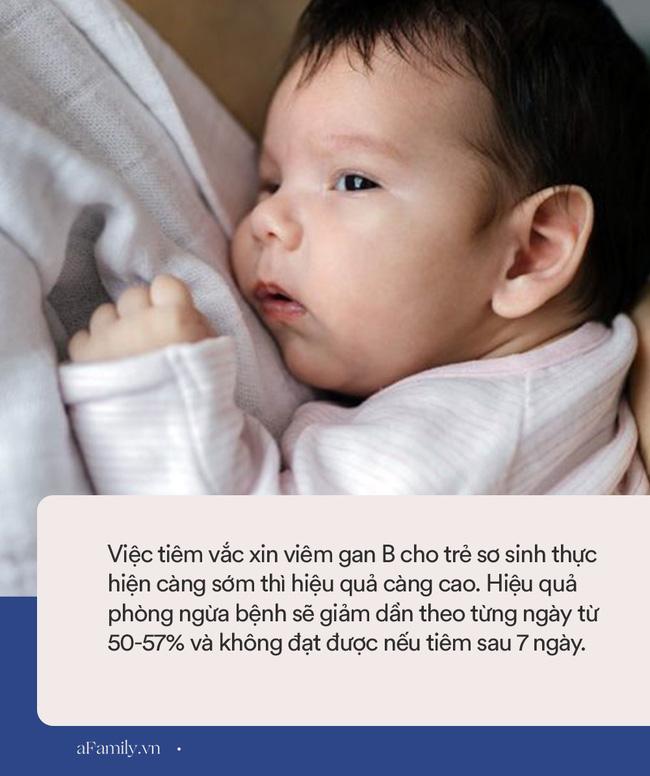 Trẻ vừa sinh ra cần được tiêm ngay vắc xin này phòng bệnh nguy hiểm, nếu để sau 7 ngày sẽ hoàn toàn vô tác dụng - Ảnh 1