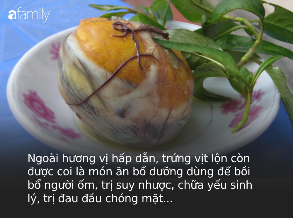Trời lạnh ăn trứng vịt lộn siêu ngon lại ĐẠI BỔ nhưng có 1 thời điểm trong ngày phải tránh ăn kẻo gây hại nhiều cơ quan trong cơ thể - Ảnh 2