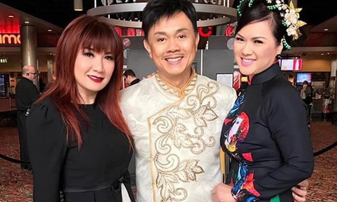 Phản ứng của ca sĩ Phương Loan khi xem clip tri ân cố nghệ sĩ Chí Tài tại Gala WeChoice 2020 - Ảnh 5