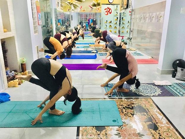 Mộng Thùy Yoga 'bí quyết sống vui sống khỏe' - Ảnh 3