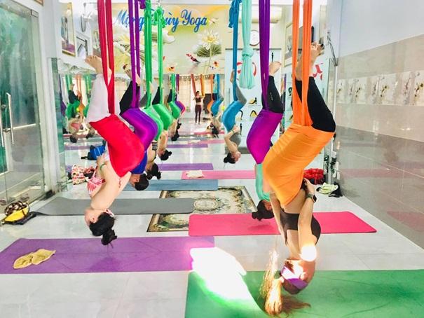 Mộng Thùy Yoga 'bí quyết sống vui sống khỏe' - Ảnh 7