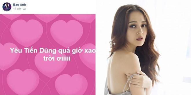 Không ồn ào, Hoa hậu Phạm Hương lặng lẽ làm điều này với Bùi Tiến Dũng - Ảnh 4