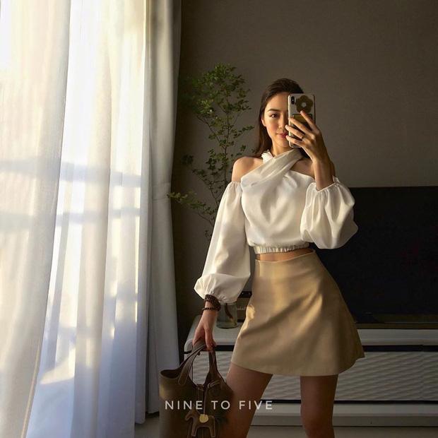 Sắm blouse trắng tiểu thư chanh sả rồi găm đủ 3 bí kíp mix đồ thì bạn sẽ thăng hạng phong cách ngay - Ảnh 3